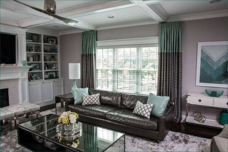Home Staging: Don't Forget the Window Treatments